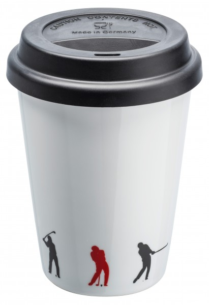"Kaffeebecher ""to go"", 380 ml"