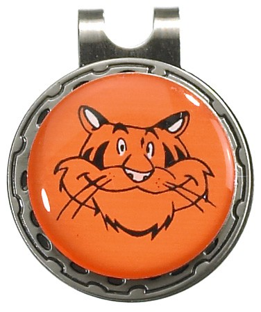 Hat-Clip Tiger in Box